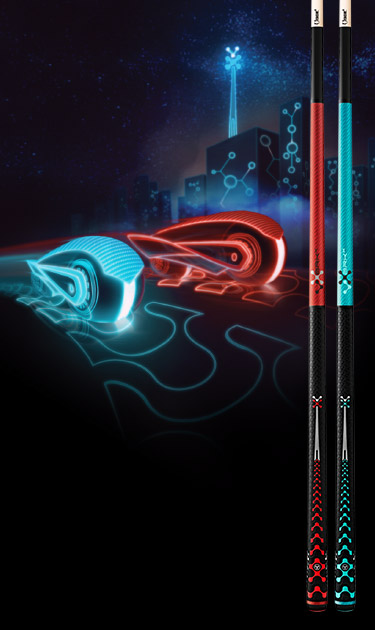 Poison VX5 Pool Cues